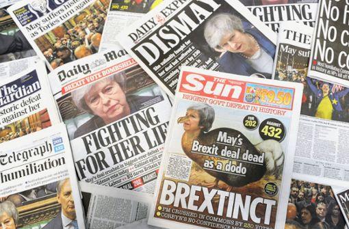 Die originellsten Wortschöpfungen zum EU-Austritt der Briten