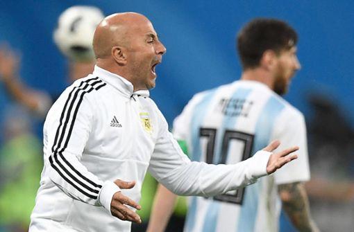 Böse Spitzen aus Argentinien gegen DFB-Elf