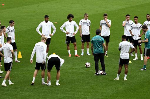 Warum die DFB-Stars den SV Lindenau besuchen
