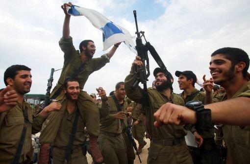 An der Grenze zum Gazastreifen kam es zur ersten bekannten Auseinandersetzung zwischen Israel und den Palästinensern seit Beginn der Waffenruhe. Foto: dpa