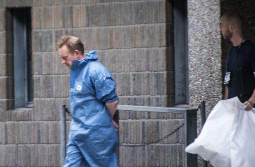 Verurteilter U-Boot-Bauer Peter Madsen scheitert mit Berufung