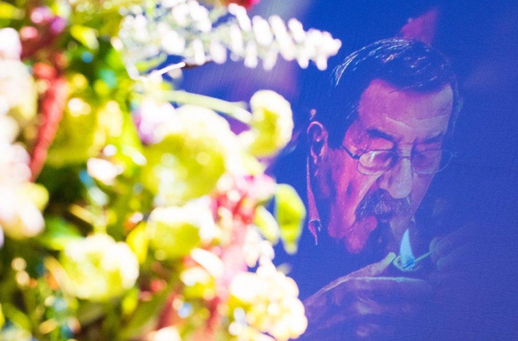 Blumen F R Den Nobelpreistr Ger Am Sonntag Findet In
