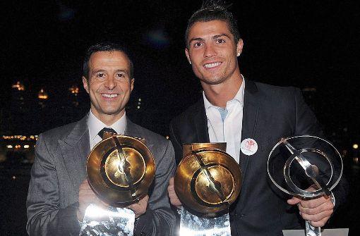 Der Strippenzieher hinter Cristiano Ronaldo