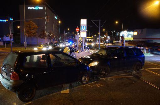Unfall bremst Stadtbahnen aus