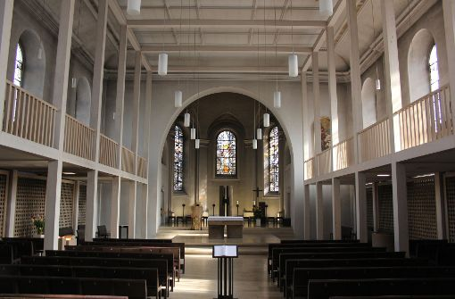 Pfarrer der Gesamtkirche geht