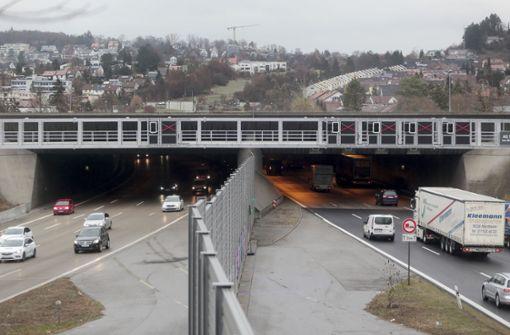 Der Engelbergtunnel steht immer unter Druck