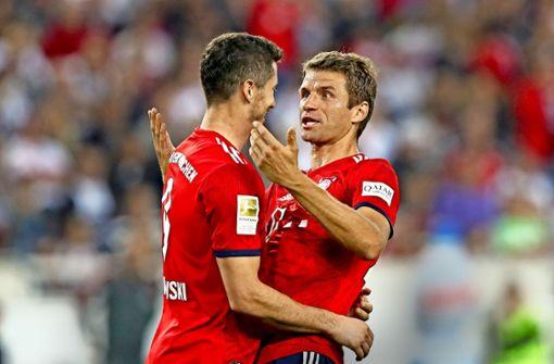 Die erdrückende Bayern-Dominanz