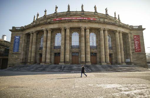 Ausweichquartier für die Oper wird weiter dringend gesucht