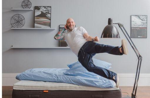 """""""Eine Matratze ist wie ein Maßanzug"""""""