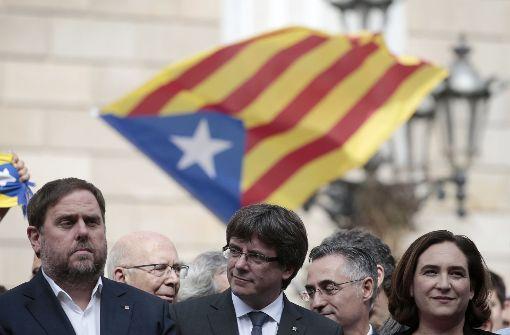 Katalonien will Abspaltung, Spanien verweigert Dialog