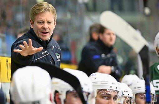 Kevin Gaudet: Der Kanadier wird seine erfolgreiche Arbeit im Ellental wohl fortsetzen. Foto: Baumann