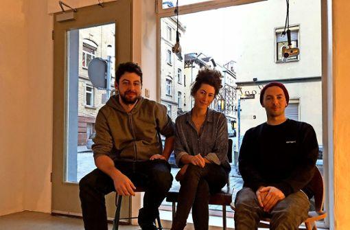 Neue Kombi: Felix Klenk, Christine Regel und Christopher Warstat (v.l.). Foto: privat