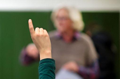 Lehrer  an jeder zweiten Schule gemobbt