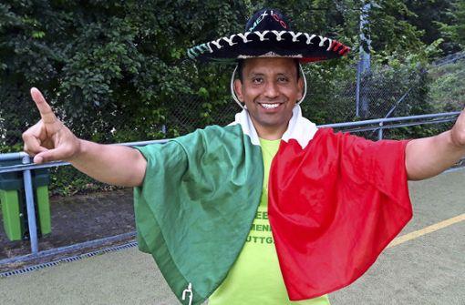Mexikaner aus Bad Cannstatt