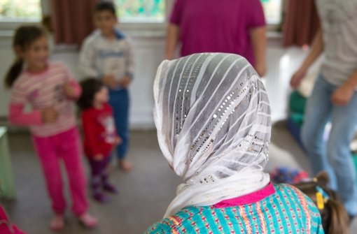 """Kinder mit Migrationshintergrund im Kindergarten: """"Für die tägliche Arbeit im Kindergarten ist das völlig irrelevant"""", betont Jens Theobaldt, der Leiter des Amts für Familie, Schulen und Vereine.  Foto: dpa"""