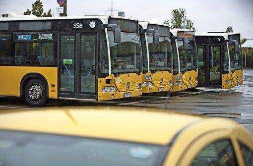 Busse sollen auf die Überholspur
