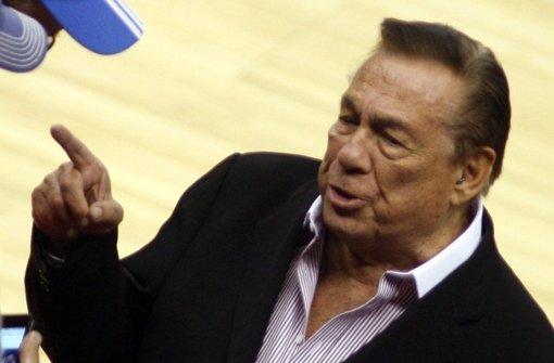 Sterling stimmt Verkauf der Clippers zu