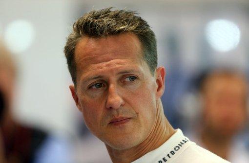 Schumacher unverändert in Aufwachphase