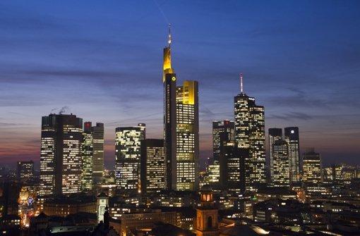 Banken müssen 55 Milliarden Euro bereitstellen