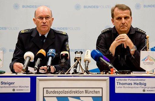 An deutschen Grenzen wird wieder kontrolliert