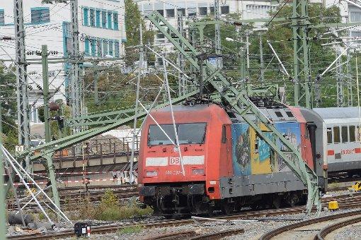 In Stuttgart fallen weiterhin Züge aus