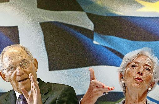 Ein europäischer IWF ist unnötig