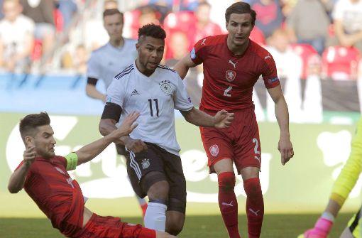 Deutschland startet mit Sieg gegen Tschechien