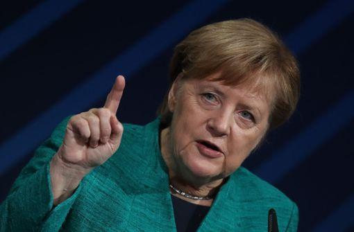 Kampfabstimmung könnte Signal aus der Fraktion für Merkel sein
