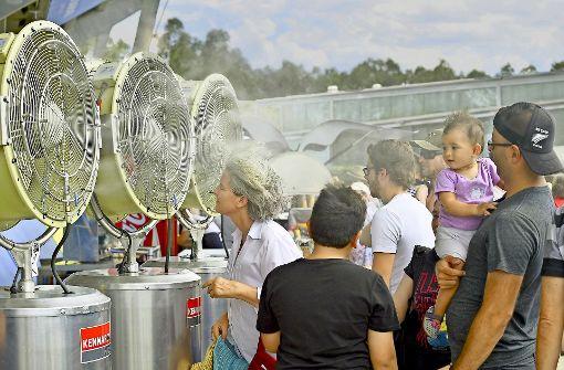 Heiß, heißer, Australien