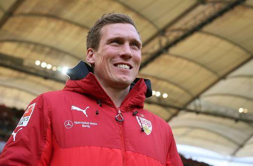 VfB-Coach Hannes Wolf hat sich für eine Startaufstellung gegen Heidenheim entschieden. Foto: Bongarts