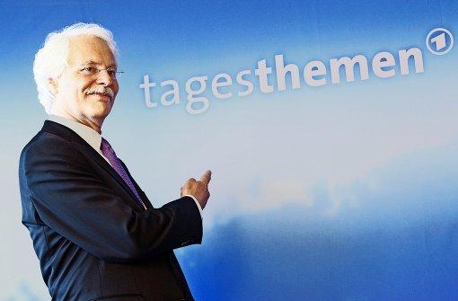 Thomas Roth, der Lotse durchs wütend wogende Nachrichtenmeer