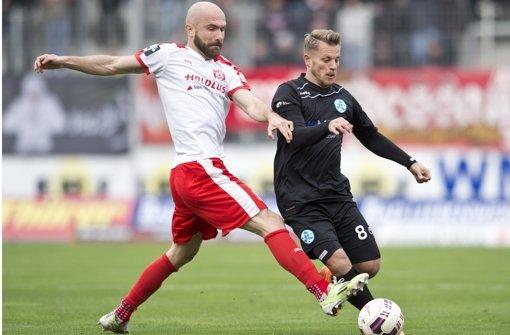 Auch Gerrit Müller fehlt bei Fortuna Köln