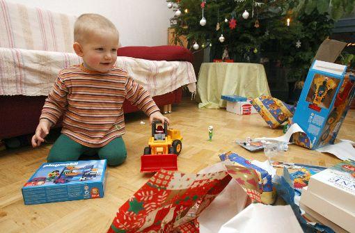 Über diese Spielsachen freuen sich Kinder