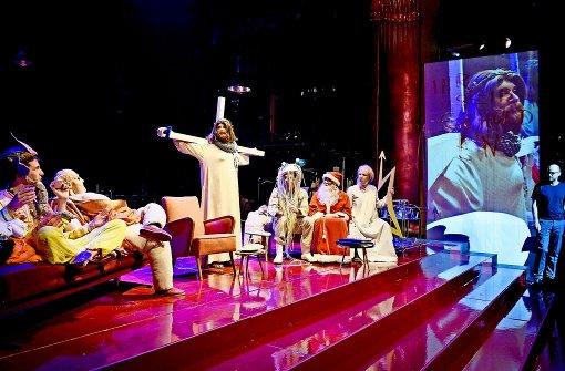 "Comedy begegnet Elfriede Jelineks ""Wut"""