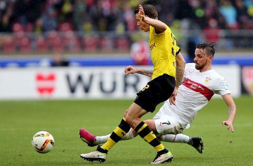Erik Durm vor Wechsel zum VfB Stuttgart