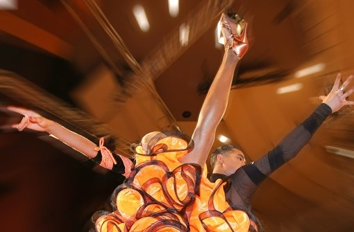 Weltspitze tanzt bis 2024 in Stuttgart