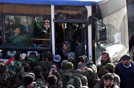 Kriegsverbrechen in Syrien sollen vor Gericht kommen