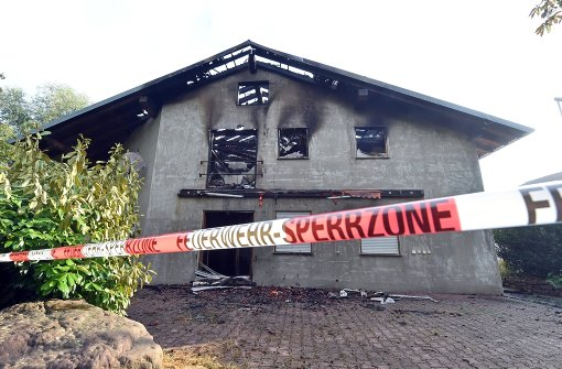 Angeklagter gesteht Brandanschlag