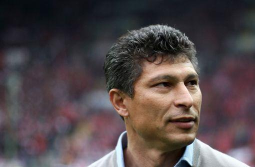 Krassimir Balakov, ehemaliger VfB-Mittelfeldstratege. Foto: dpa