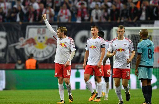 RB Leipzig siegt, Dortmund blamiert sich