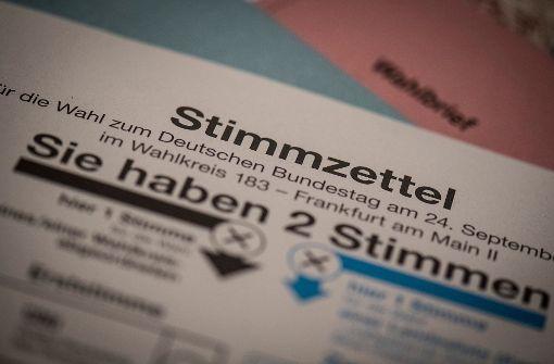 Bald ist Bundestagswahl – ein gefundenes Fressen für Satiriker. Foto: dpa