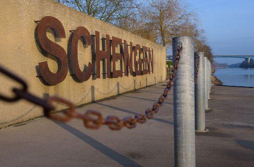 Deutschland hält an Grenzkontrollen fest