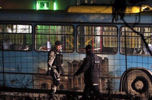 Bewaffneter erschießt in Bosnien zwei Soldaten