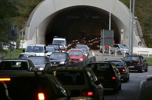 Gleich zwei Tunnel machen Probleme