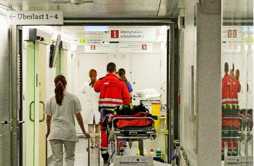 Grippewelle bringt Kliniken an ihre Grenzen