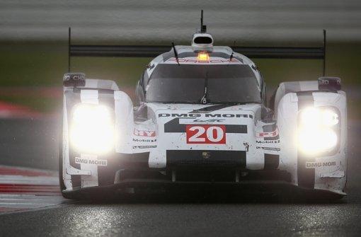 Porsche rüstet in Le Mans auf