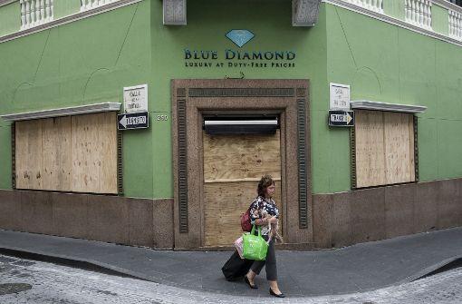 "Puerto Rico wappnet sich für Hurrikan ""Maria"""