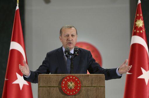 Erdogan will Evolutionstheorie aus Schulen verbannen
