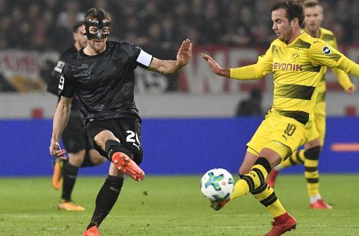 Liveticker: Dortmund gleicht vor der Pause aus