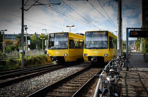 Pannen führen zu Stadtbahnchaos im Berufsverkehr